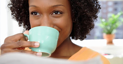 black_woman_drinking_coffee