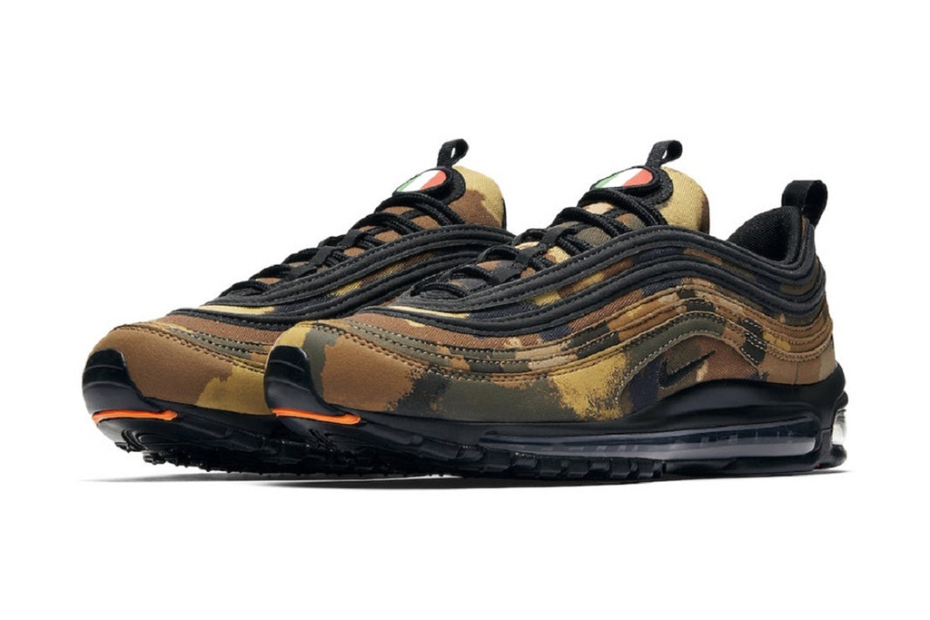 Nike Air Max 97 Country Camo Italy crepsource